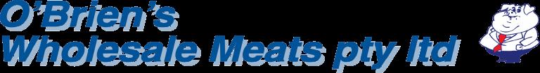 O'Brien's Wholesale Meats pty ltd