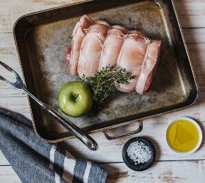 Rolled Pork Loin Roast