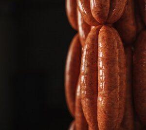 Saltbush Lamb Sausages